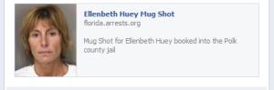 EB Huey Mug Shot